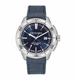 TRUSSARDI Trussardi Sportive R2451101002 - watch - swiss made - silver colored - 46mm