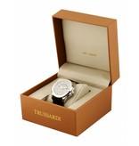TRUSSARDI Trussardi T01 R2471100001 - horloge - chronograaf - brons kleurig - 44mm
