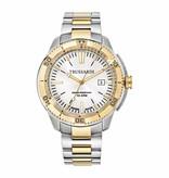 TRUSSARDI Trussardi Sportive R2453101001 - horloge - goud en zilver kleurig - 46mm
