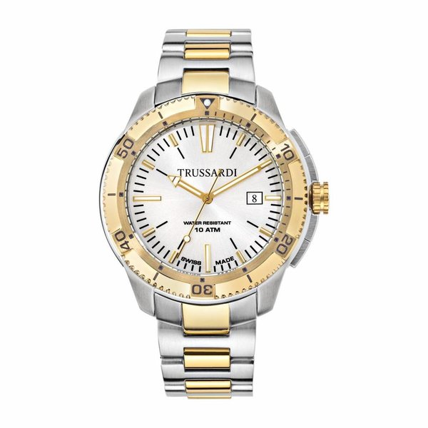 Trussardi Spottive R2453101001 - horloge -  46mm