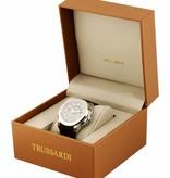 TRUSSARDI TFirst R2453111502 - montre - argent et or - 34mm