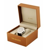 TRUSSARDI TFirst R2453111502 - horloge - zilver en goudkleurig - 34mm