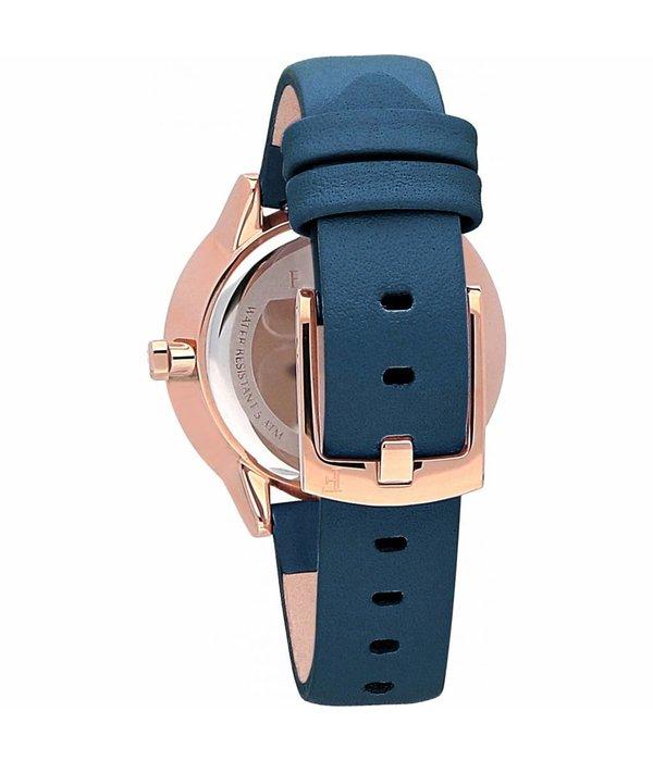 FURLA Furla Metropolis R4251102549 - horloge - leer - rosé kleurig - 38mm