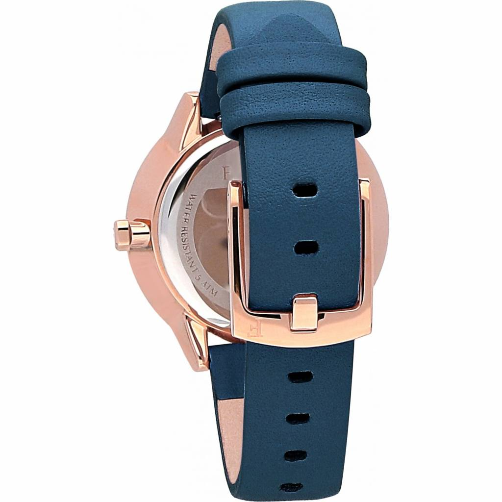 Furla Metropolis R4251102549 Watch Leather Ros Colored 38mm