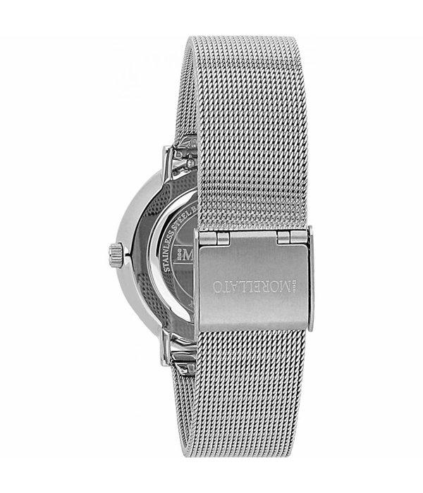 MORELLATO Morellato Scrigno d'amore R0153150507 - horloge - parelmoeren wijzerplaat  - zilverkleurig - 34mm