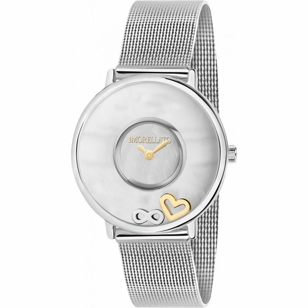 Morellato Scrigno d'amore R0153150503 - horloge - 34mm