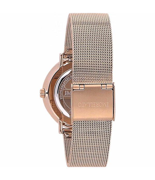 MORELLATO Morellato Scrigno d'amour R0153150505- montre - cadran en nacre - couleur rosé - 34mm