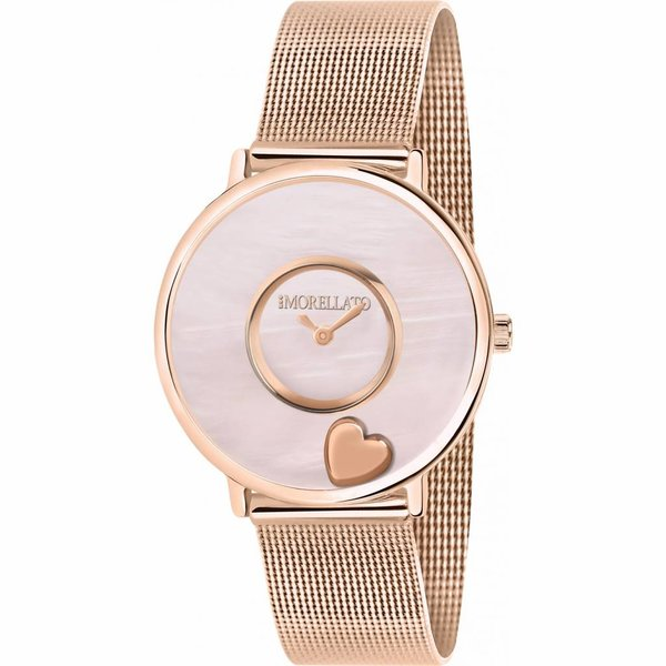 Morellato Scrigno d'amore R0153150505 - horloge - 34mm