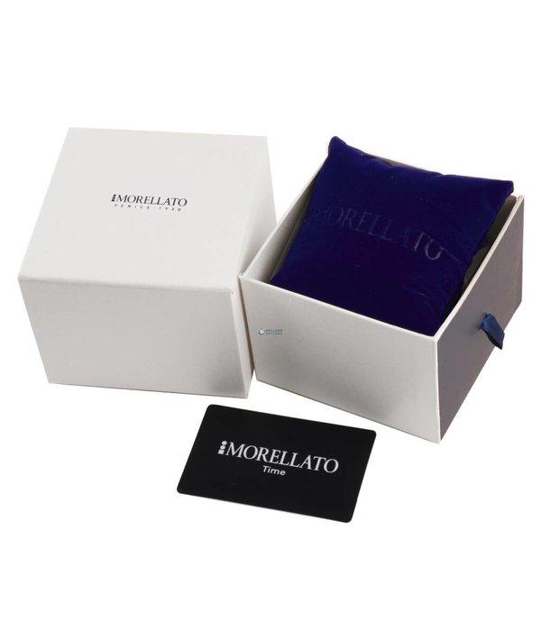 MORELLATO Morellato Burano R0153117506 - sehen Sie - römische Zahlen - rosé und silberfarben - 30mm