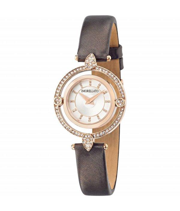 MORELLATO Morellato Venere R0151121506 - horloge - leer  - rosé kleurig - 30mm