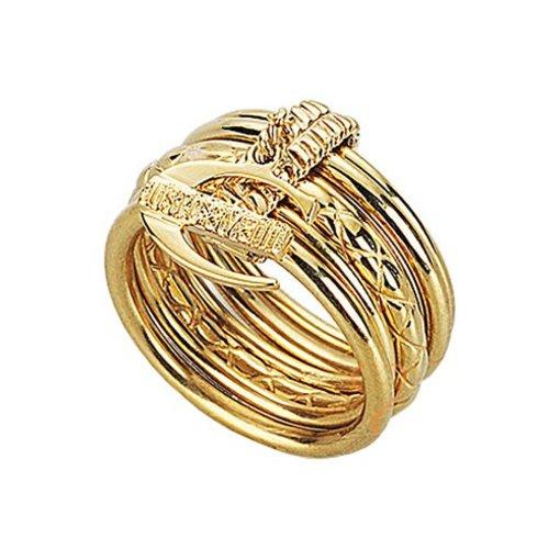 JUST CAVALLI Just Infinity Ring SCHX06