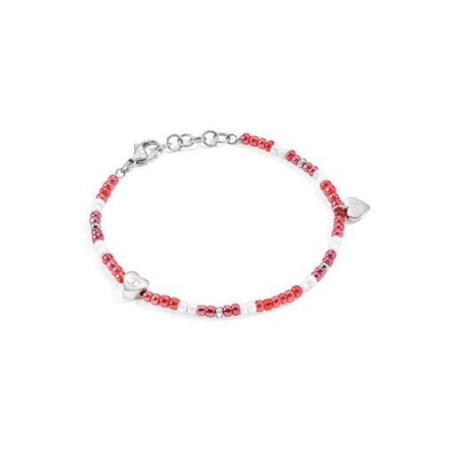 JUST CAVALLI Just Cavalli JUST BAHIA armband rood SCACB01