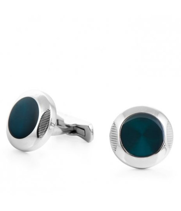 HELVECO Cufflinks HC231DS - THE MEDALLION COLLECTION