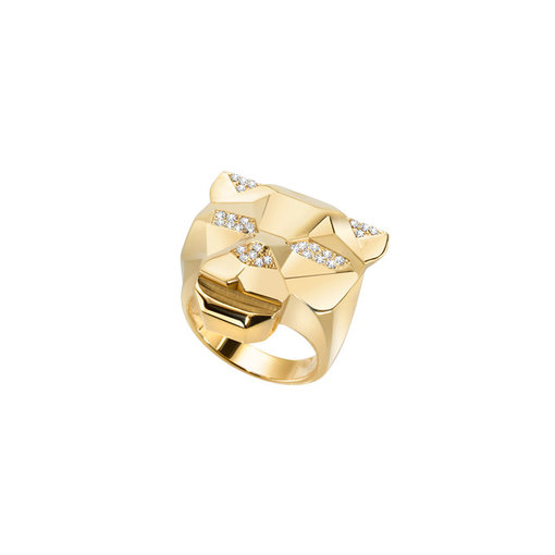 JUST CAVALLI Just Tiger ring SCAHG04