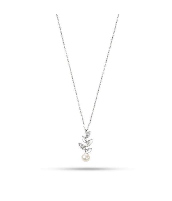 MORELLATO SAER20 GIOIA Halskette mit Perle und Kristall