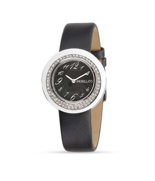 MORELLATO Morellato LUNA R0151112503 - ladies watch - leather - silver colored - 34mm
