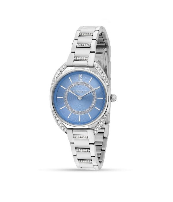 MORELLATO R0153137506 Tivoli ladies watch with blue dial and crystal