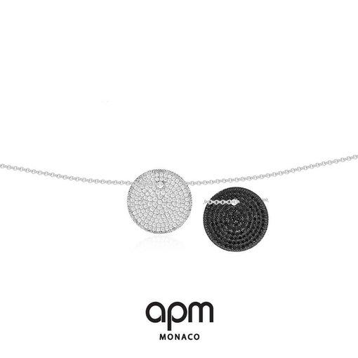APM MONACO AP10131BZX Luna necklace