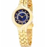 MORELLATO R0153117508 Burano montre en or avec cadran bleu