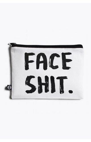Gossengold Face Shit Make Up Bag