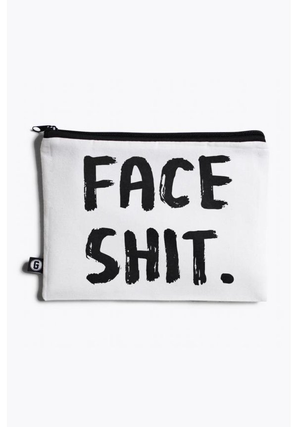Face Shit Make Up Bag