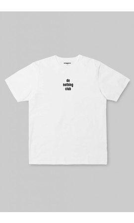 Atelier Gossengold Do Nothing Club T-Shirt