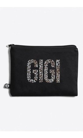 Gossengold Personalized makeup bag