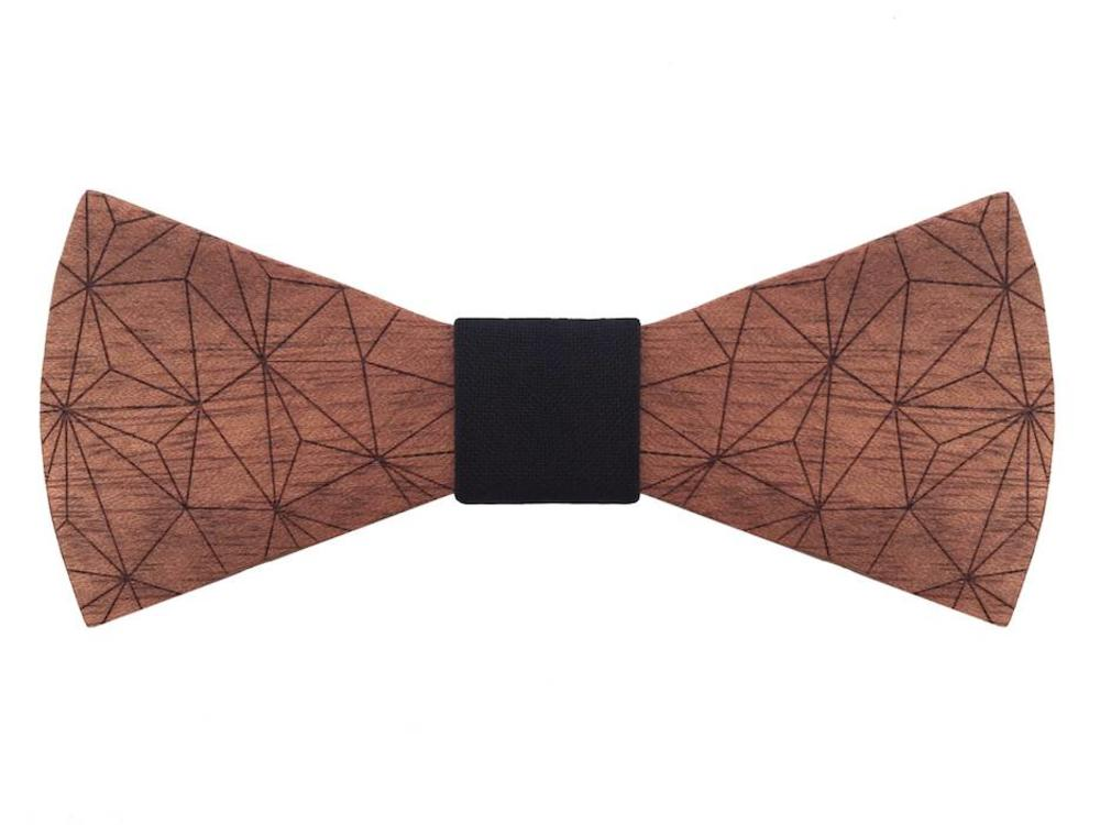 Bewoodz Holzfliege - New Geometry