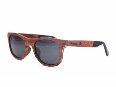 Bewoodz ® Holz Sonnenbrille 'New Jersey'