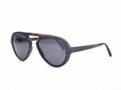 Holz Sonnenbrille 'Wyoming'
