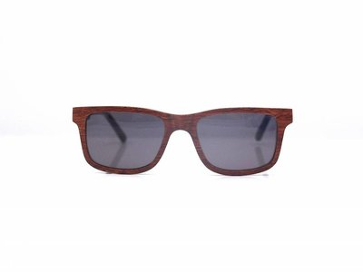 Bewoodz Holz Sonnenbrille 'Milano'