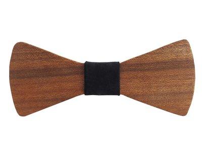 Bewoodz ® Holzfliege Herren | Holz-Fliege für Hochzeit