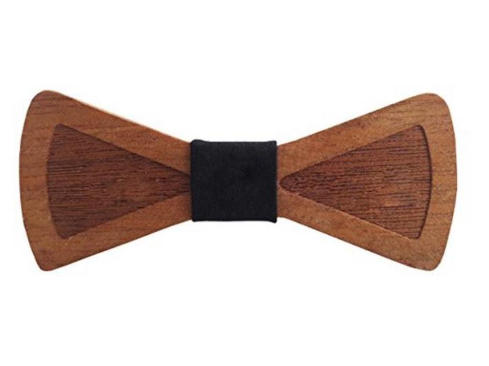 Bewoodz Holzfliege   Holz-Fliege in neuem Design