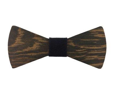 Bewoodz Holzfliege schwarz
