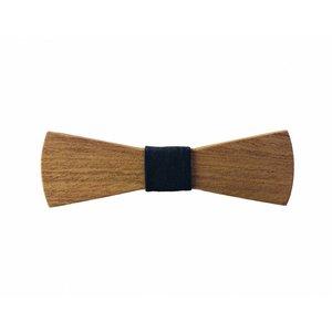 Bewoodz ® Holzfliege - Holz Fliege - Holzfliegen