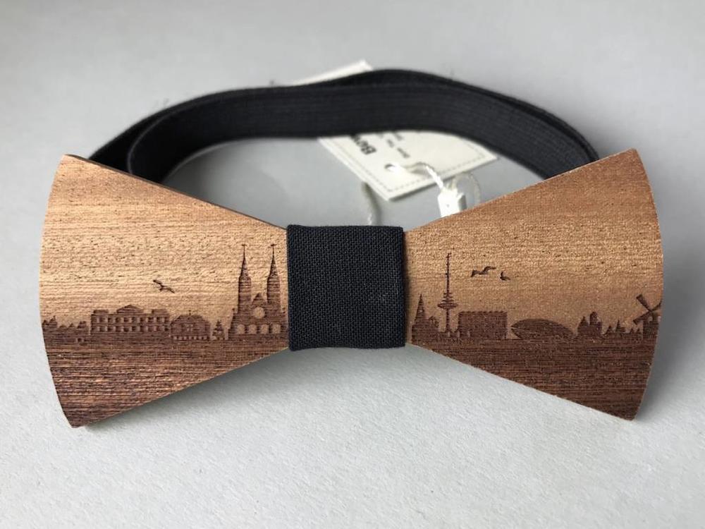 Holzfliege Bremen - Holz-Fliege Herren
