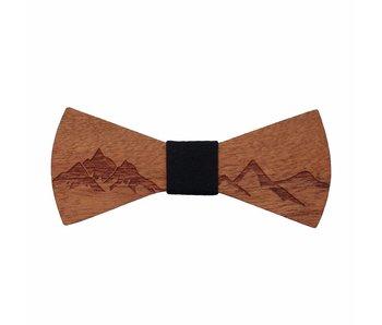 Bewoodz Holzfliege - Alpen Gipfel