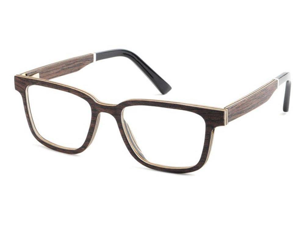 Bewoodz ® Holzbrille 'Käerjeng'