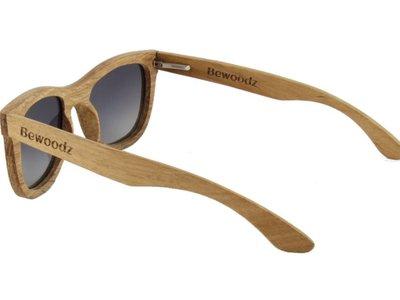Bewoodz ® Holz Sonnenbrille 'Barcelona'
