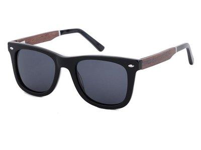 Bewoodz Holz-Sonnenbrille 'Albany'