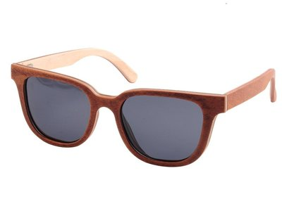 Bewoodz Holz-Sonnenbrille 'Alice Springs'