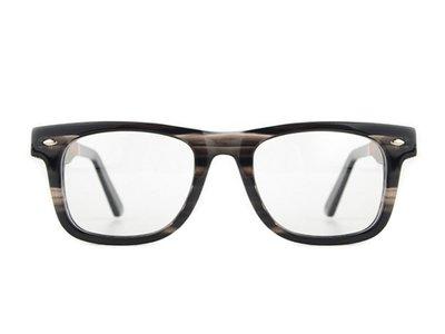 Bewoodz ® Holzbrille 'Dublin'