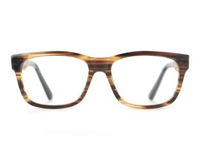 Bewoodz ® Holzbrille 'Lunde'