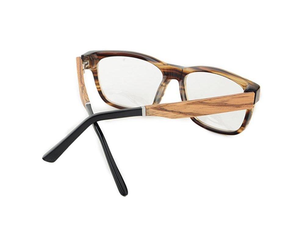 Bewoodz ® Holzbrille 'Lunde'
