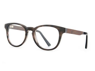 Bewoodz ® Holzbrille 'Lillesand'