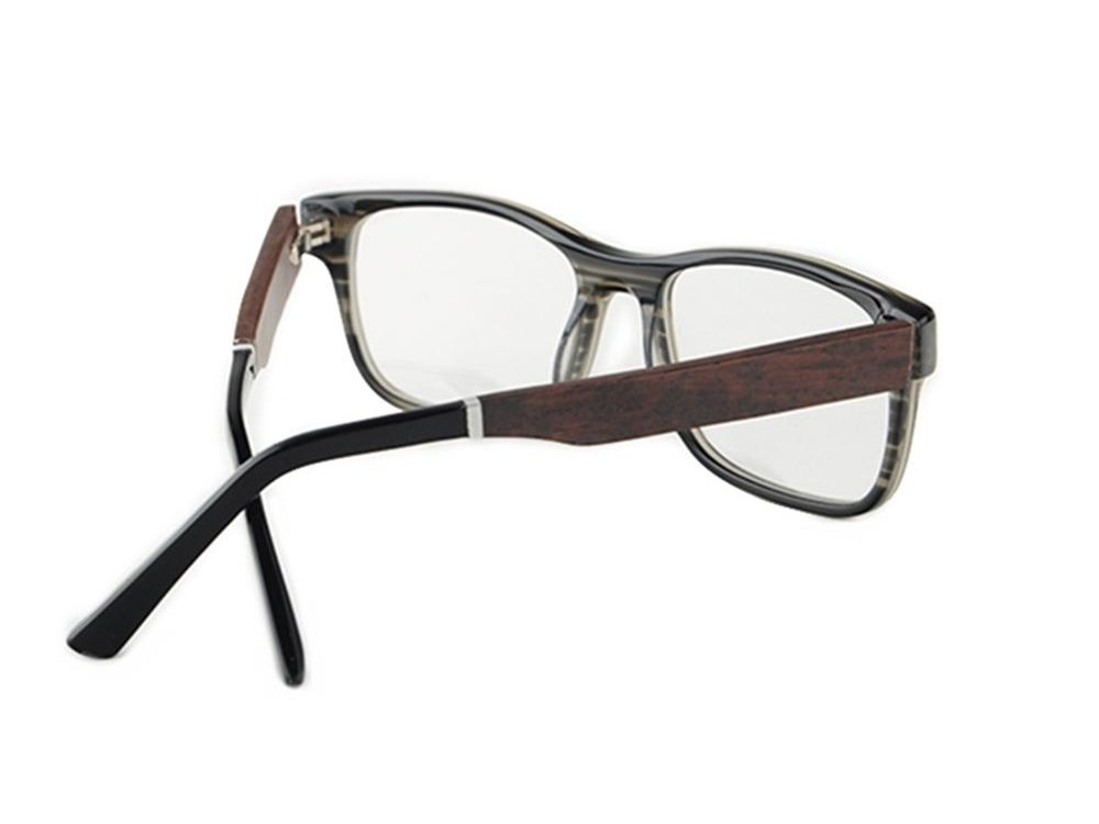 Bewoodz ® Holzbrille 'Egersund'