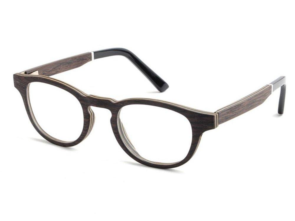 Bewoodz ® Holzbrille 'Nuoro'