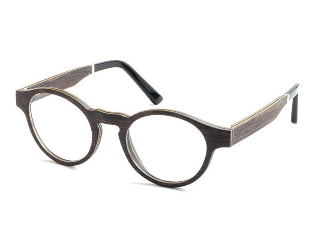 Bewoodz ® Holzbrille 'Arona'
