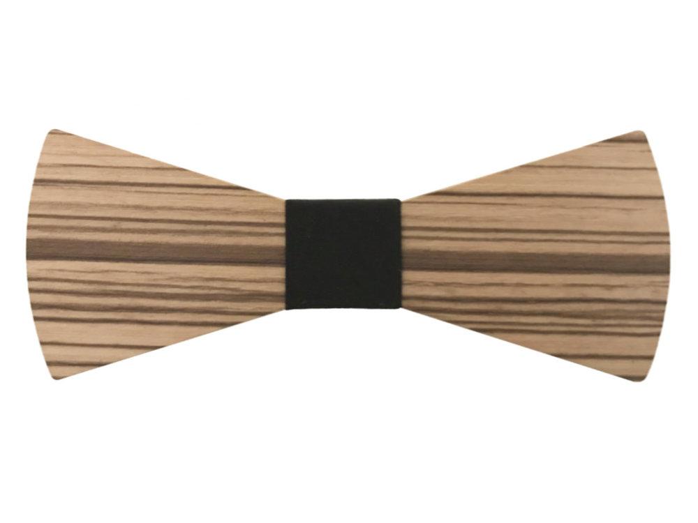 Bewoodz Holzfliege Zebrano