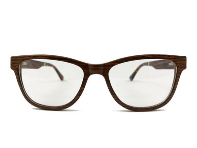 Bewoodz ® Holzbrille 'Umeå'